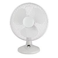 Contract Office Desk Fan 12 In