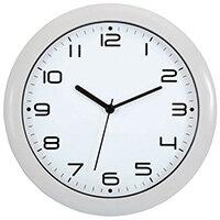 Wall Clock 300mm Diameter White