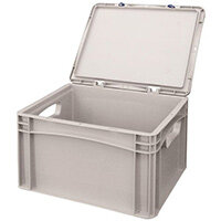 Basicline Case 400X300X235mm With Hand Holes