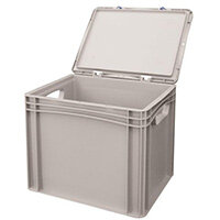 Basicline Case 400X300X335mm With Hand Holes