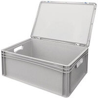 Basicline Case 600X400X235mm With Hand Holes