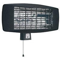 Infrared Quartz Heater Wall Mounting 2000W/230V