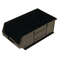 Tc4 Container Economy Black (Pack Of 10)