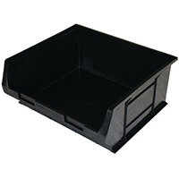 Tc6 Container Economy Black (Pack Of 5)