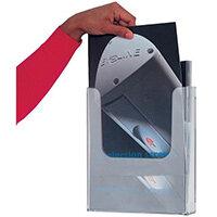 Single Pocket Literature Dispenser Size DL 1/3 A4