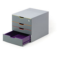 Durable Varicolor Safe Drawer Box