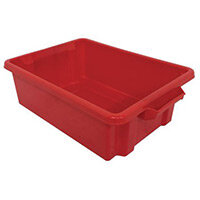 Red Storemaster Tray
