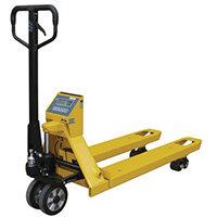 Weighing Pallet Truck & Printer Fork Width mm: 695