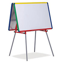 Junior Floor Standing Easel Magnetic  H x W mm: 1400x900