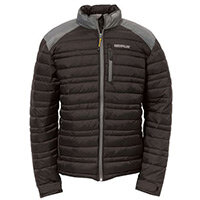 Defender Insulated Jacket Medium Black