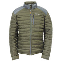 Defender Insulated Jacket Large Moss