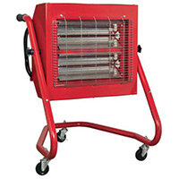Infrared Halogen Heater 1.5/3Kw 230V