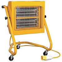Infrared Heater 1.5/3Kw 110V