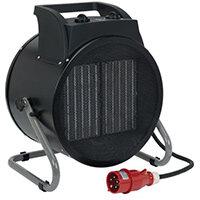 Industrial Ptc Fan Heater 9000W 415V 3Ph