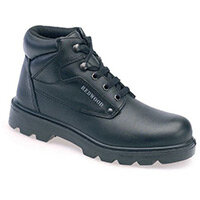 Smooth Leather Contract Derby Boot Uk Size 3 Eu Size 36. Breathable Liner S1 Sr