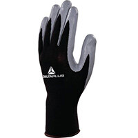 Nitrile Coated Knitted Polyester Glove Gauge 13 Size 7