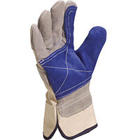 Premium Cowhide Split Leather Rigger Glove