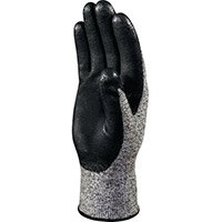 Pack Of 3 Knitted Econocut Glove With Nitrile Coating Gauge 13 Size 8