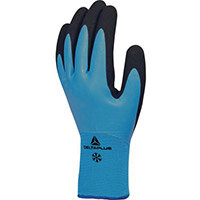 Acrylic / Polyamid Glove With Full Latex Coating Size 9