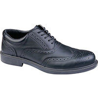 Executive Safety Brogue Size 6