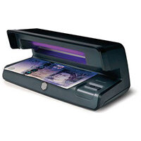 Safescan 50 Uk Black Uv Counterfeit Detector