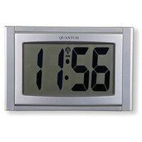 Lcd Large Digital Display Clock