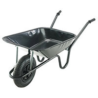 Heavy Duty Wheelbarrow, 85 ltr 416901
