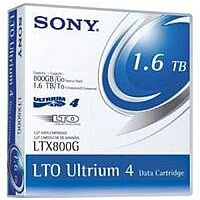Sony LTO4/Ultrium4 Data Cartridge 800/1600GB LTX800GN