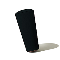 Stand-up Stool Black
