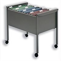 Suspension Filing Trolley for 100 Files Twinlock Filemate