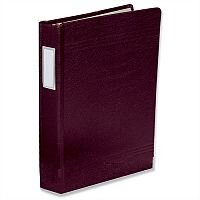 Twinlock 3C Crown Binder Size 324x229mm Maroon Ref 75003 T75003