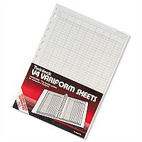 Twinlock Variform V6 7 Column Cash Sheets Pack 75 T75933