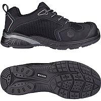 Toe Guard Runner S1P Safety Shoes Size 36 / Size 3