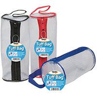 Tuff Bag Cylinder Pencil Case Pack of 12 301341
