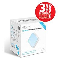 300Mbps Wireless-N Nano Router