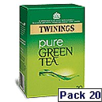 Twinings Pure Green Infusions Tea B