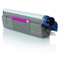 Compatible OKI Magenta C5650 / C5750 43872306 2000 Page Yield Laser Toner Cartridge