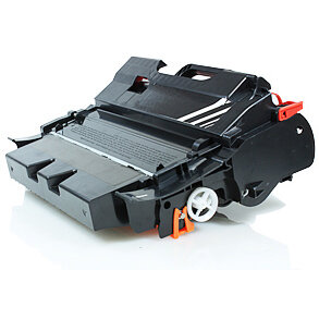 Compatible Lexmark 64016HE T640 / DELL 5210 Black 21000 Page Yield Laser Toner Cartridge