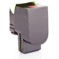 Compatible Lexmark CX310 Std Yld Magenta 80C2SM0 802S 2000 Page Yield Laser Toner Cartridge