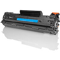 Compatible HP CE278X 78X Canon 726 / 728 Black 3000 Page Yield Laser Toner Cartridge