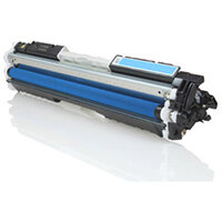 Compatible HP CE311A 126A / Canon 729 Cyan 1000 Page Yield Laser Toner Cartridge
