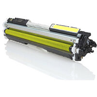 Compatible HP CE312A 126A / Canon 729 Yellow 1000 Page Yield Laser Toner Cartridge