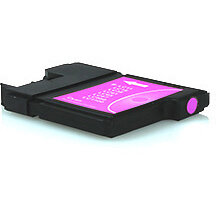 Compatible Brother LC985 Magenta 12ml 260 Pages Ink Cartridge