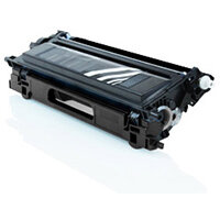 Compatible Brother TN135K TN135BK Black 5000 Page Yield Laser Toner Cartridge