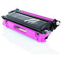 Compatible Brother TN135 Magenta 4000 Page Yield Laser Toner Cartridge