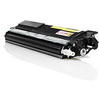 Compatible Brother TN230 Yellow 1400 Page Yield Laser Toner Cartridge