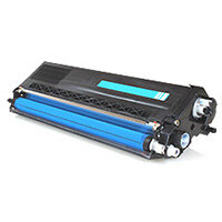 Compatible Brother TN325 Cyan 3500 Page Yield Laser Toner Cartridge
