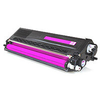 Compatible Brother TN328 Magenta 6000 Page Yield Laser Toner Cartridge