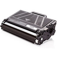 Compatible Brother TN3480 Black 8000 Page Yield Laser Toner Cartridge