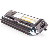 Compatible Brother TN423C Cyan 4000 Page Yield Laser Toner Cartridge